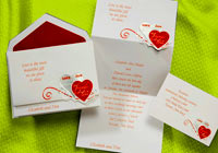wedding card invitations